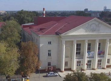 В сальском ДК — о московском ТВ