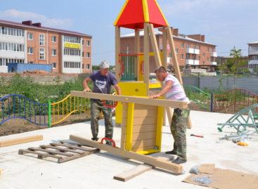 Строить  — значит жить: в микрорайоне «Луна» возводится новый жилой квартал