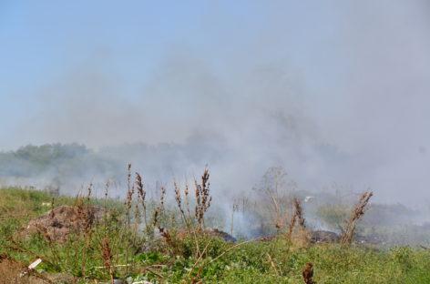 В Бараниках свалку превращают в пашню