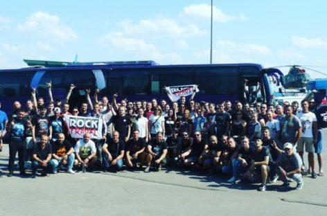Сальчане побывали на концерте группы «Metallica» в Москве