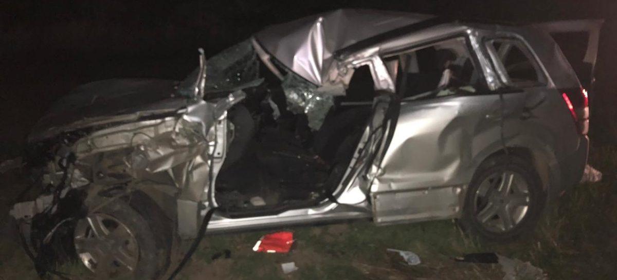 В аварии у Сальска погиб житель Волгодонска