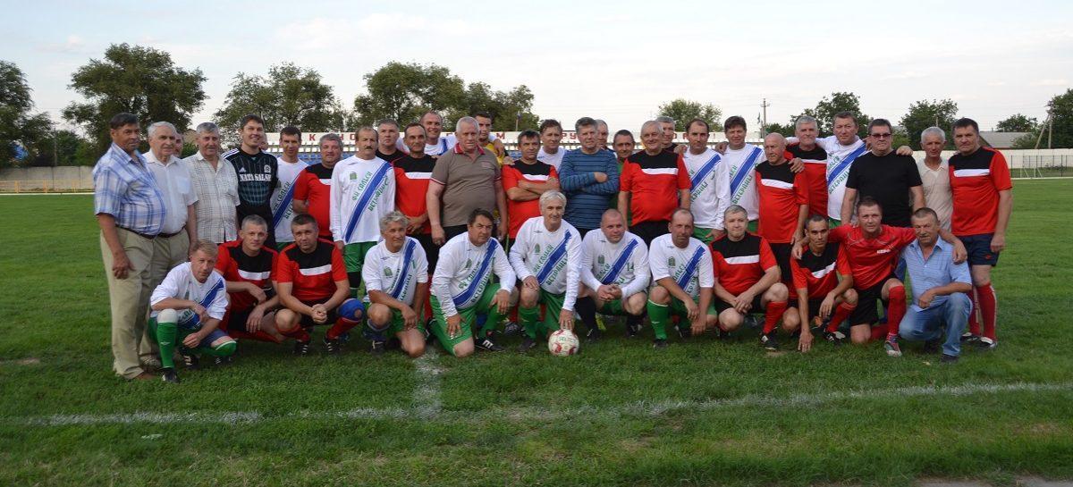 Сразу три праздника собрали сальчан на стадионе «Локомотив»