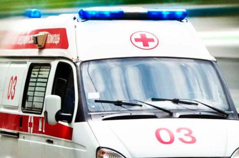 Сальчанин повредил ногу «болгаркой»