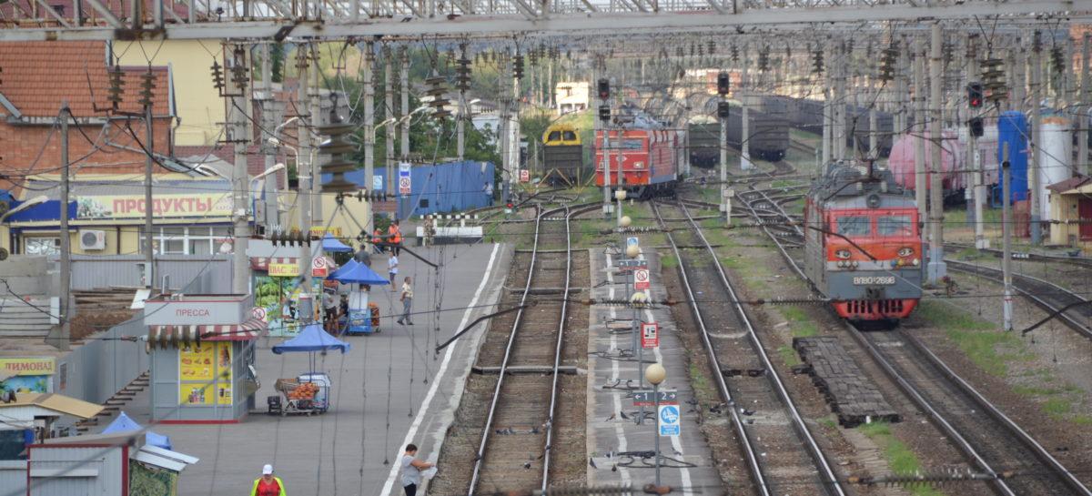 Реконструкция железнодорожной станции Сальск попала в схему территориального планирования России
