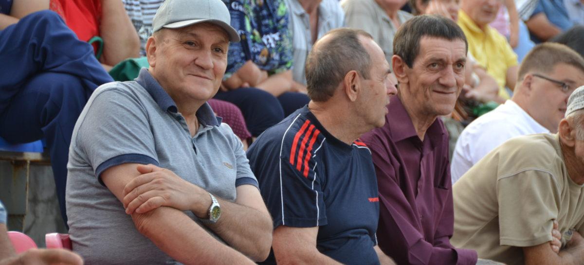 Планы на субботу: сходить на матч «Сальск» — «Учхоз-Зерновое» на стадион «Локомотив»