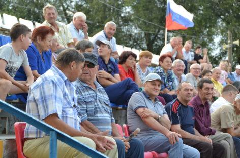 Сальчан приглашают на матч кубка губернатора на стадион «Локомотив»