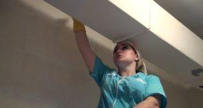 Как идет ремонт в социально-реабилитационном отделении для несовершеннолетних