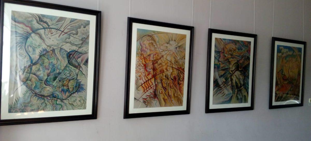 Сальчан приглашают посмотреть на роман «Тихий Дон» — в картинах