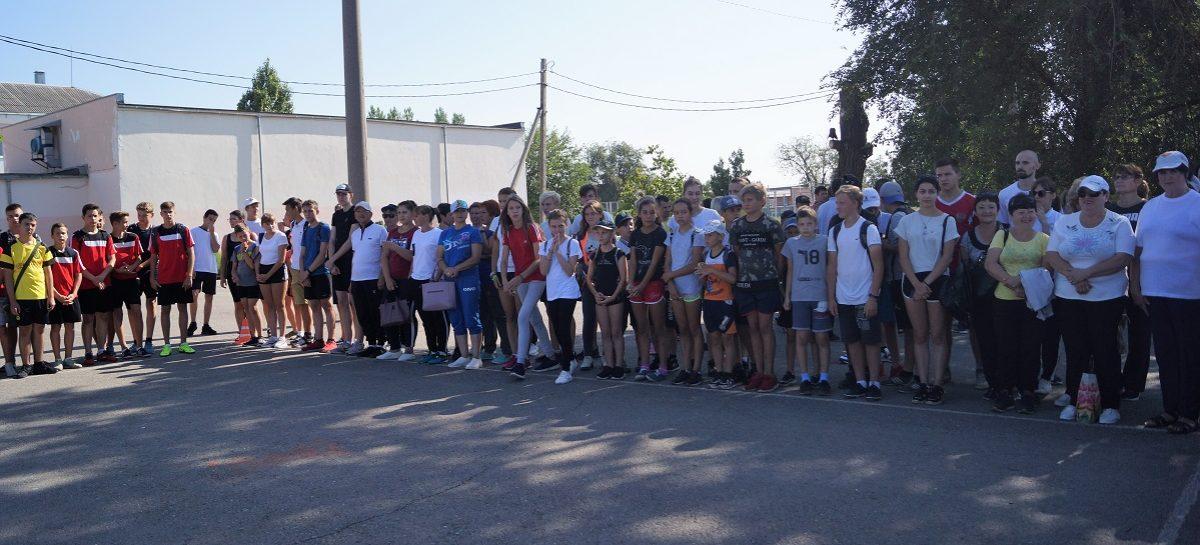 Самые спортивные: сальчане и жители района сдали нормы ГТО