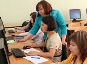 Женщин в декретном отпуске обучают по направлению службы занятости населения