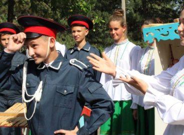 На областном слете побывали более 200 ребят, поступивших в казачьи кадетские корпуса