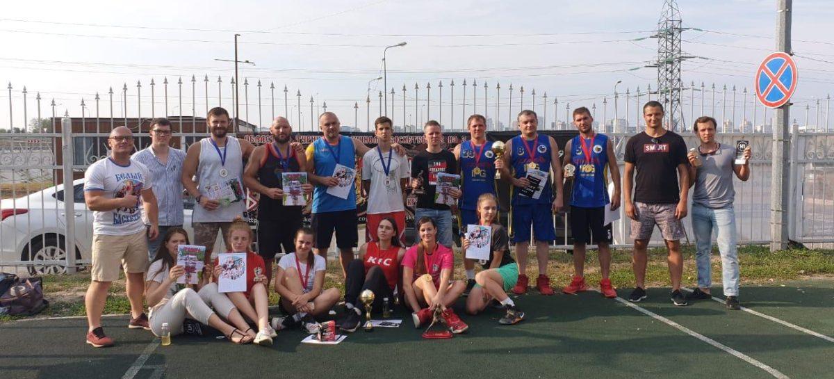 «Белый баскетбол»: сальчане завоевали «серебро» в Ростове