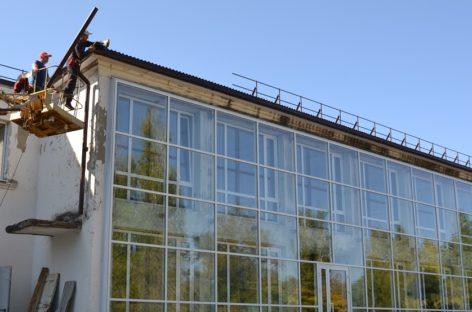 Первую треть выполнили: в Сеятеле Северном завершается первый этап капитального ремонта Дома культуры