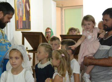 В храмах Сальска и района прошел молебен на начало учебного года