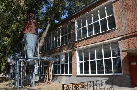 Студенческий городок СИТ капитально ремонтируют