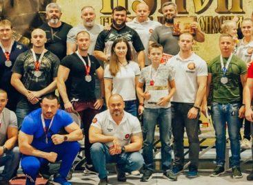 Сальчанин победил на соревнованиях по силовому спорту в Ставрополе