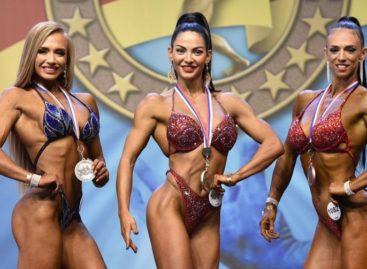 Сальчанка Нина Завадская завоевала второе место на «Arnold Classic Europe»