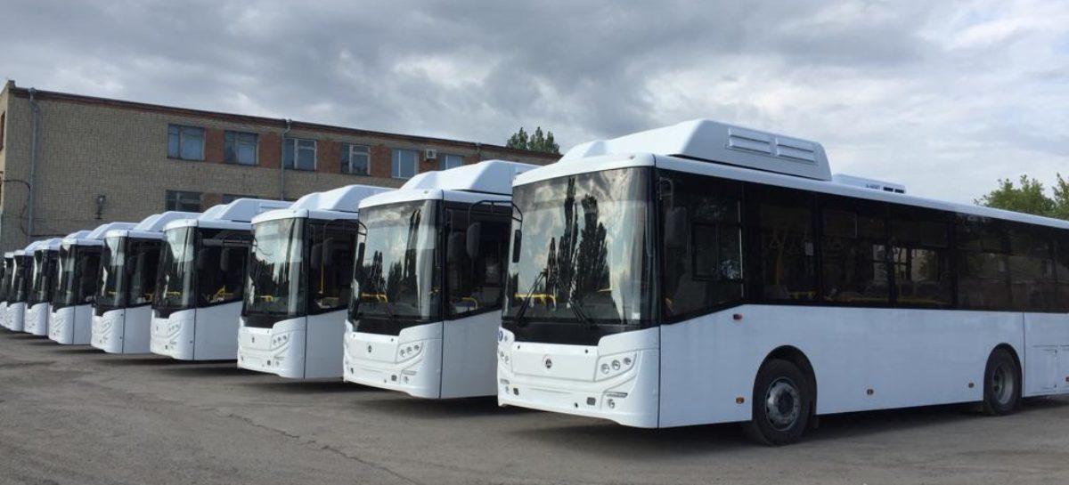 С 8 июня городские автобусы в Сальске будут ходить по-новому