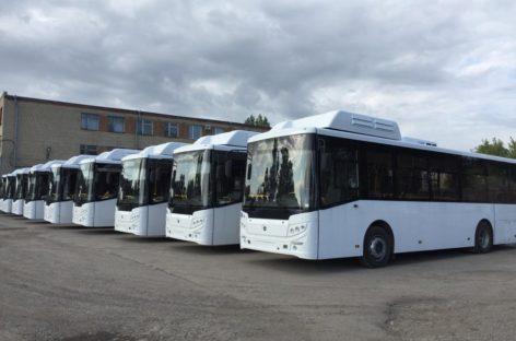 Особое внимание — пассажирскому транспорту: в праздничные дни ГИБДД проверяет автобусы и маршрутки