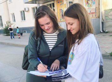 Сальчане — против наркотиков: волонтеры подвели итоги опроса