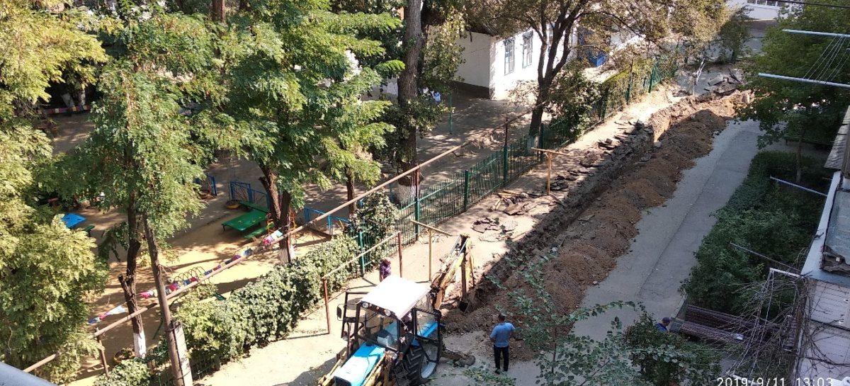 По улице Ленина, от Свободы до Кузнечной, обновят водопровод