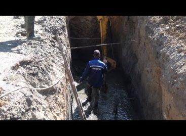 Когда же это закончится? Жители улицы Гончарова продолжают мучиться от канализационной аварии
