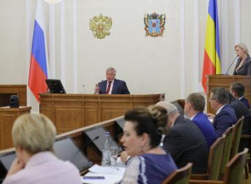 На реализацию национальных проектов в Донском регионе направлено почти 10 миллиардов рублей