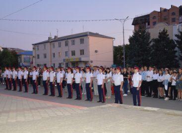 Сальчане почтили память погибших в Беслане