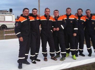 Сальские спасатели выступили на кубке губернатора