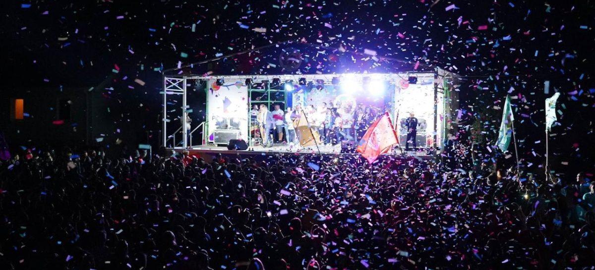 Более тысячи жителей Ростовской области поучаствовали в открытии молодежного форума «Ростов»