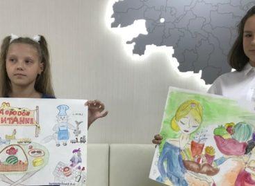Донские школьники борются за долголетие жителей Ростовской области, продвигая здоровое питание