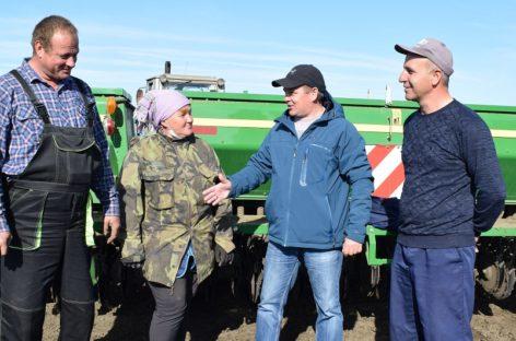 Труженики хозяйства «Дон-1» в Сандате завершили сев озимых культур