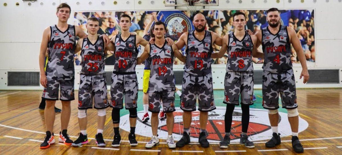 Сальский баскетбол: команда «Русич» сыграла две игры — на межрайонном и областном турнирах
