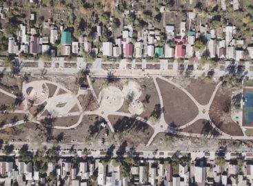 Три шага к комфортной среде: к ноябрю наш город получит благоустроенные общественные территории