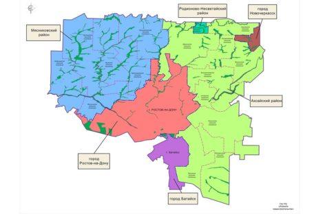 Территорию Большого Ростова охватит лесопарковый зеленый пояс