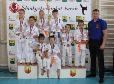 Сальчане успешно выступили на татами в Зверево