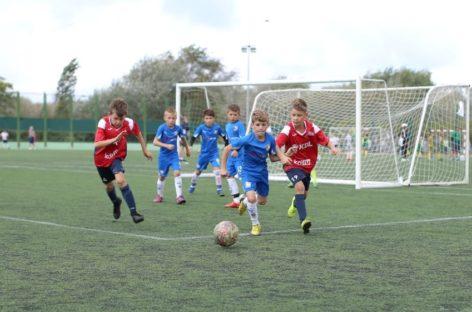Детский футбол: как детская футбольная команда «Чайка» из Сальска выступила на международном фестивале