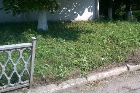 В СПК им. Ангельева украли заборные секции