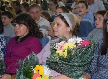 Сальских мам поздравил губернатор Ростовской области Василий Голубев