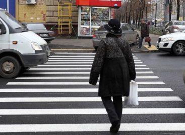Что нельзя забывать сальчанам-пешеходам на дороге