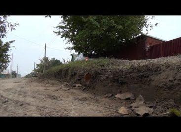 Азовскую улицу прогрейдировали, но жители не довольны. Почему?