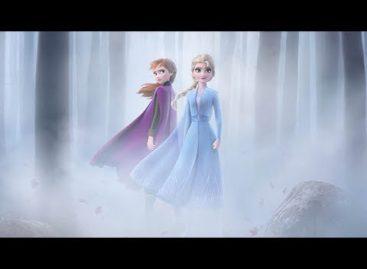 Идем в кино встречать зиму с «Холодным сердцем-2»!