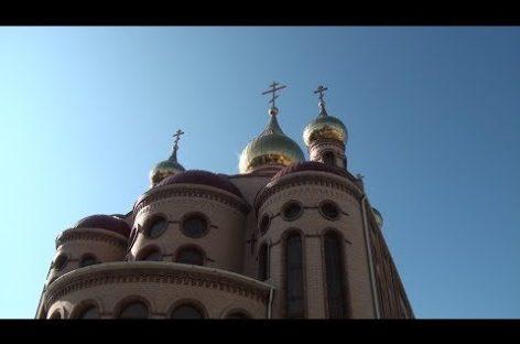 Осталось уложить треть плитки: как продвигаются работы в соборе святых Кирилла и Мефодия
