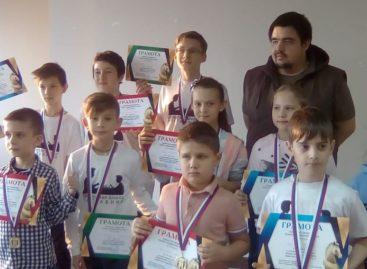 Сальский шахматист стал призером первенства ЮФО