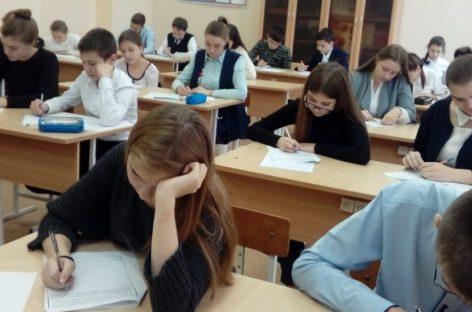 Сальским школьникам пришло время побороться за звание самого умного