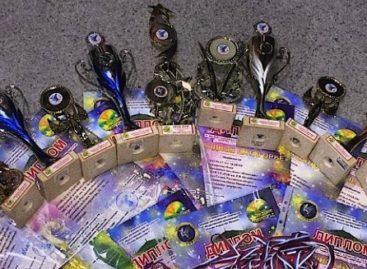 «Ренессанс» привёз домой гран-при и дипломы IX международного конкурса талантов «Звёздное Пятигорье»