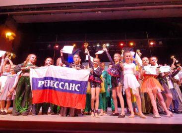 Сальские танцоры получили награды в Берлине и посетили мастер-классы европейских хореографов