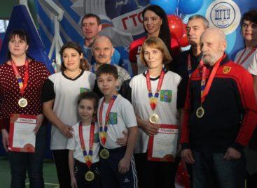 Спортивный Новый год: сальчане, от мала до велика, сдали ГТО в Ростове