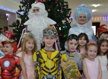В Сальске началась новогодняя сказка