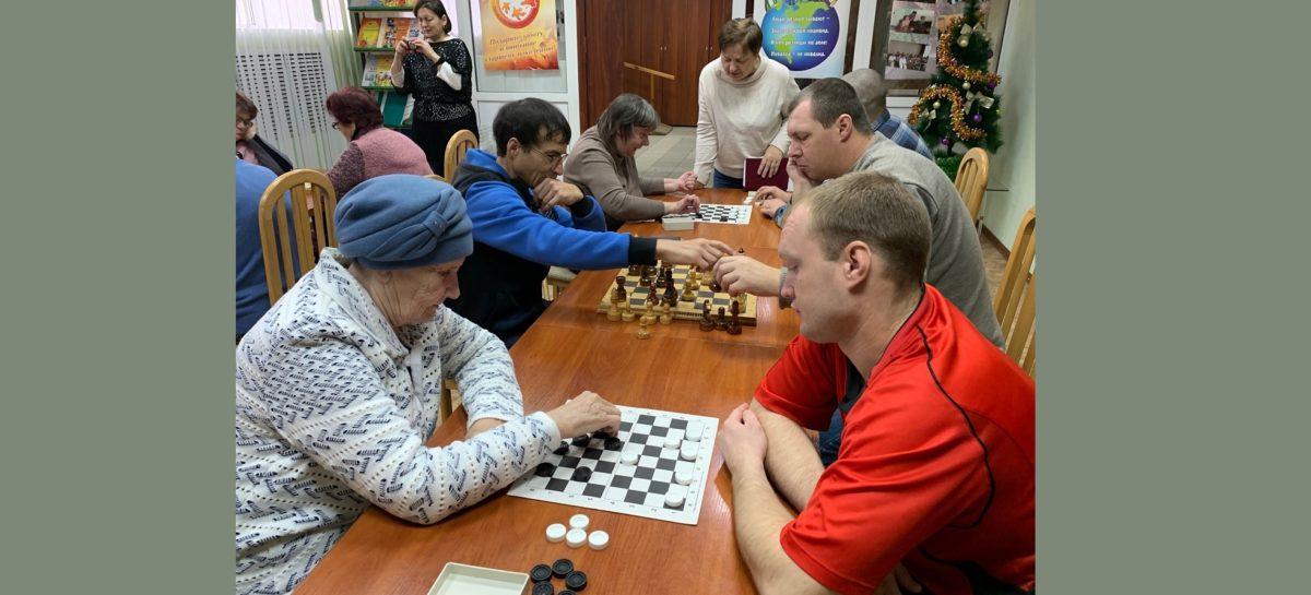 Пироги и шахматы: сальчане активно провели Декаду инвалидов